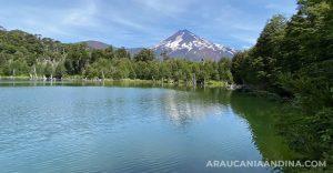 Laguna captren - Araucanía Andina