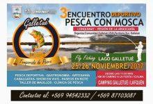 Photo of 3er Encuentro Deportivo de Pesca con Mosca Lonquimay