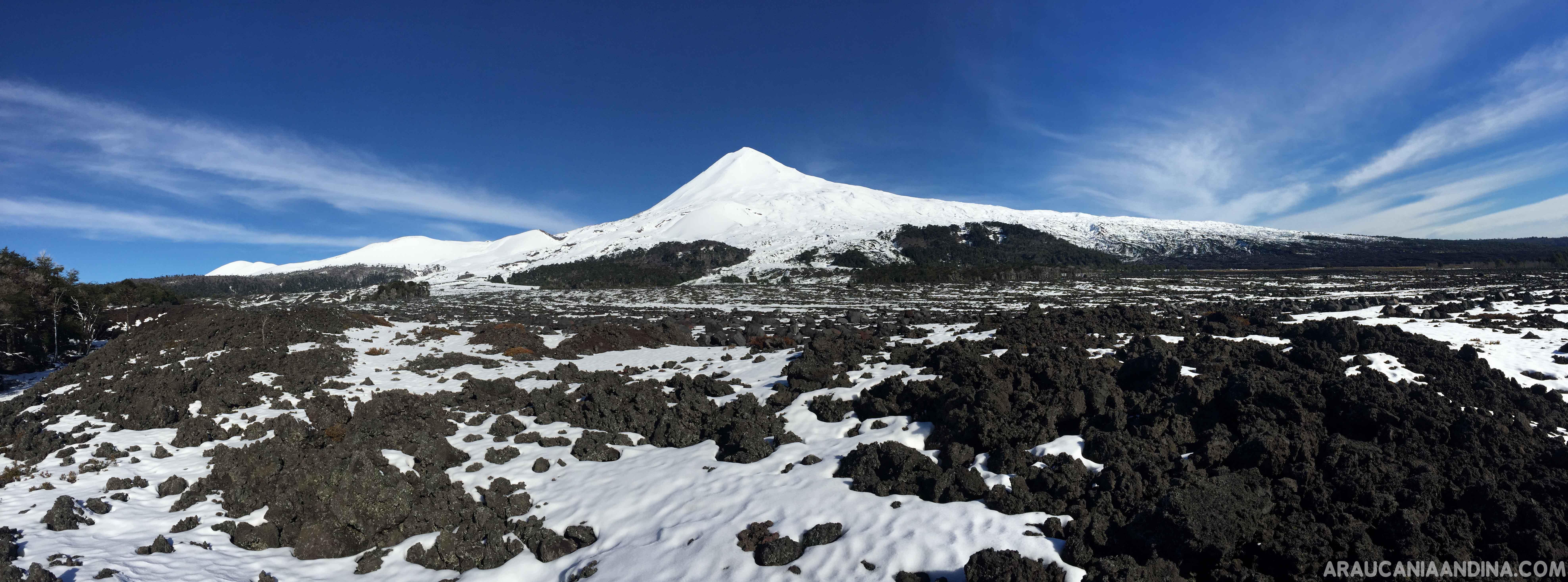 Volcán Llaima - Parque nacional Conguillio